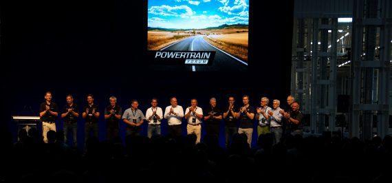 Powertrain Forum der Daimler AG