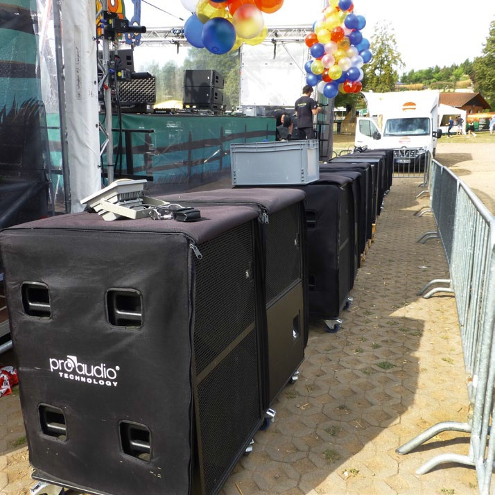 Equipment von ProAudio Technology