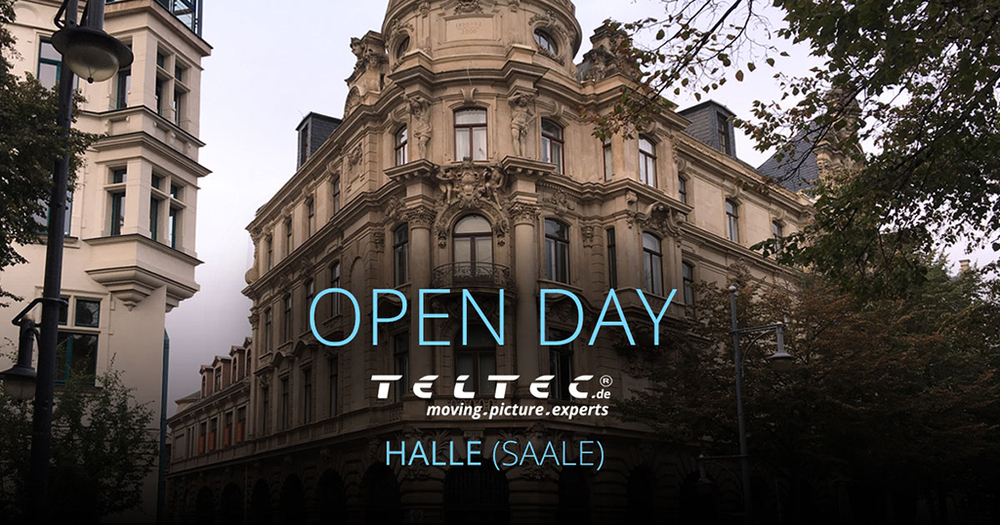 Open Day bei Teltec