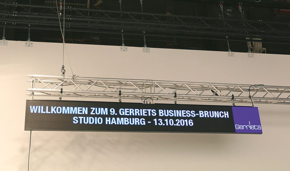Gerriets Business Brunch