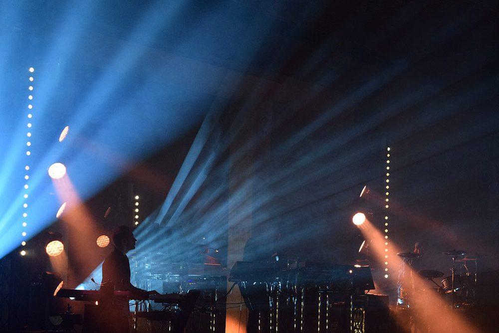 Moonlight inszeniert Klnagwelten Show und Schiller