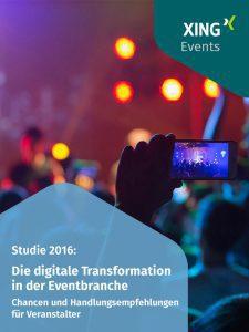 Studie: Digitale Transformation in der Eventbranche