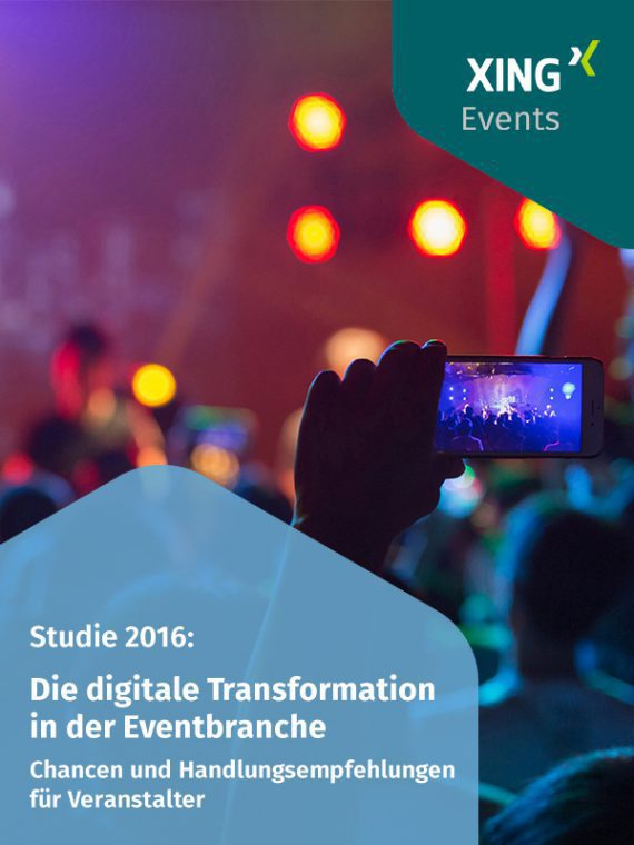 Studie: Digitale Transformation in der Eventbranche