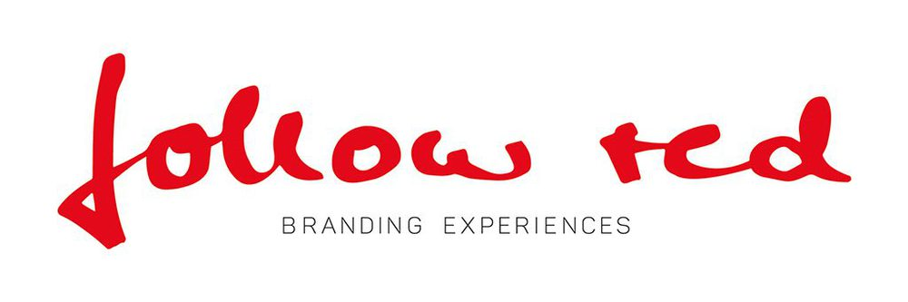 Follow Red Logo