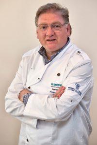 Frank Schwarz von der FSGG