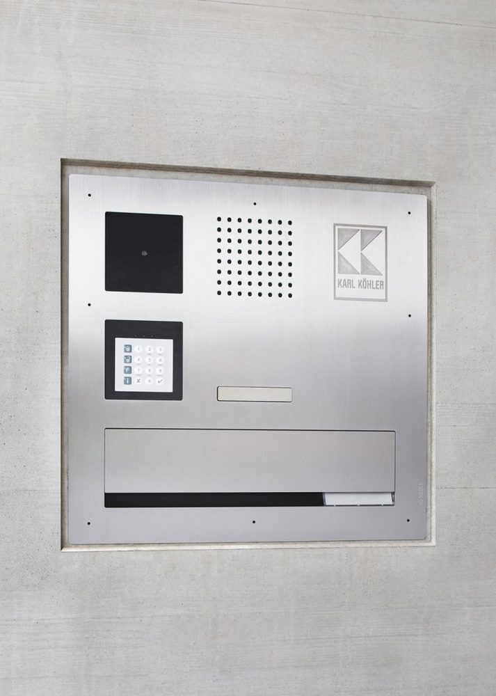 IP-basiertes System Siedle Access