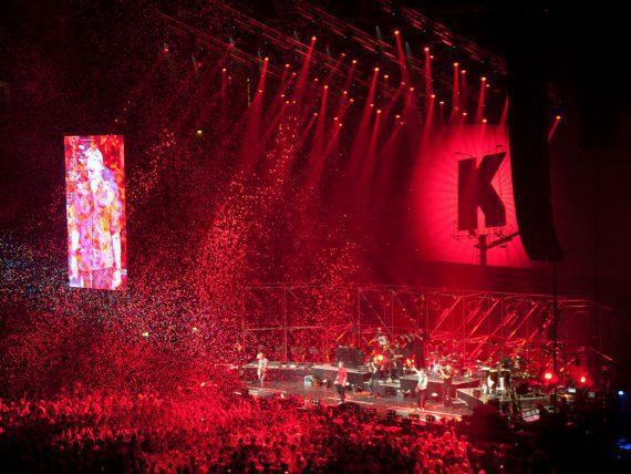 Kasalla rockten mit Unterstützung von SGM die Lanxess Arena Köln.