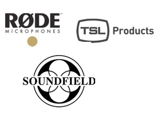 Rode, TSL, Soundfield Logo