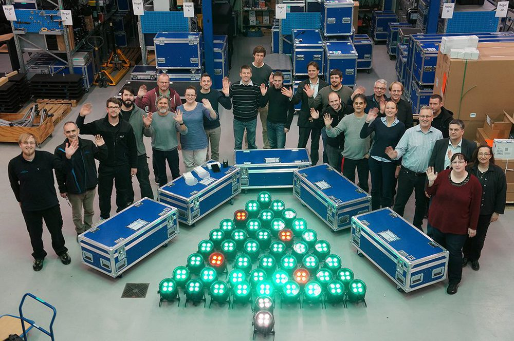 Astera LED AX7 Akku Scheinwerfer