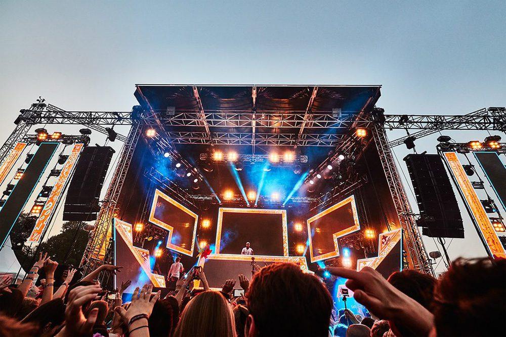 Lollapalooza Festival in Berlin