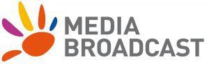 Media Broadcast Logo - altes Logo