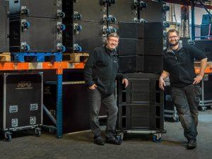 Rolf und Marvin Feldmann