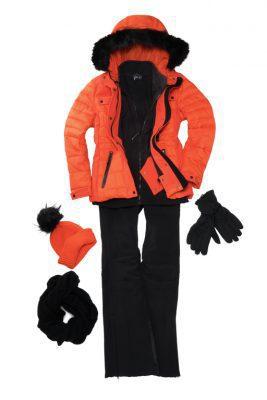 Winter-Look von Jack & Nicholson