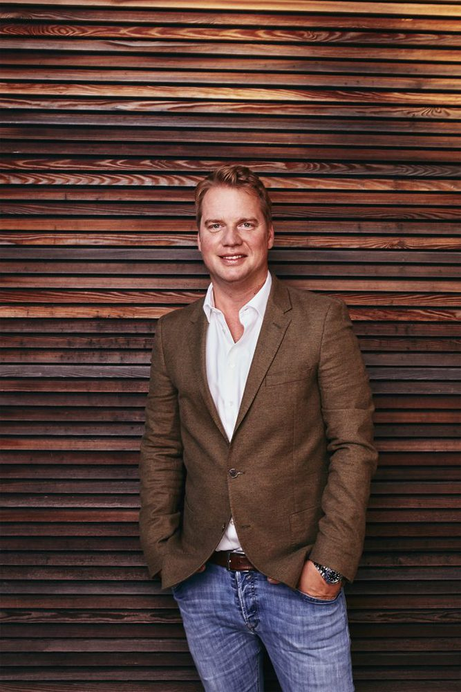 Peter Lauterbach, CEO Wige Media
