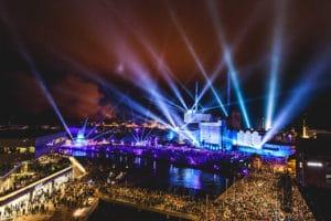 Eröffnungsfeier Aarhus
