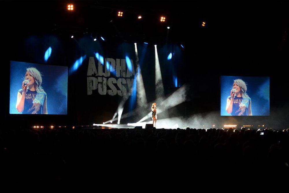 Carolin Kebekus bei ihrer Show