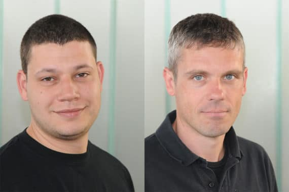 CT Mike Dörfling, Jürgen Kopany