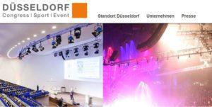 Startseite Düsseldorf Congress Sports & Event
