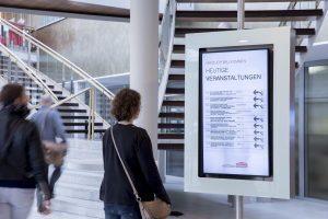 Digital Signage von Dimedis