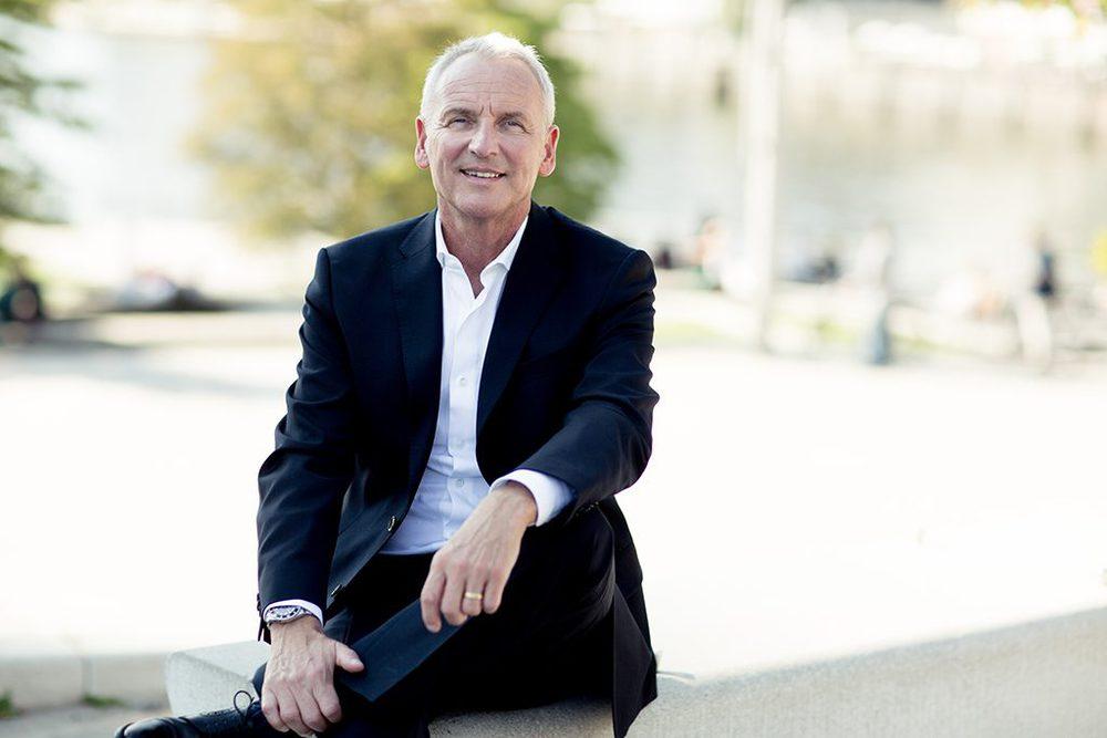 Michael Vagedes, Geschäftsführer von Vagedes & Schmid