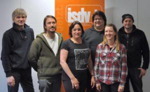Vorstandmitglieder des ISDV