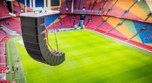 d&b im Stadion