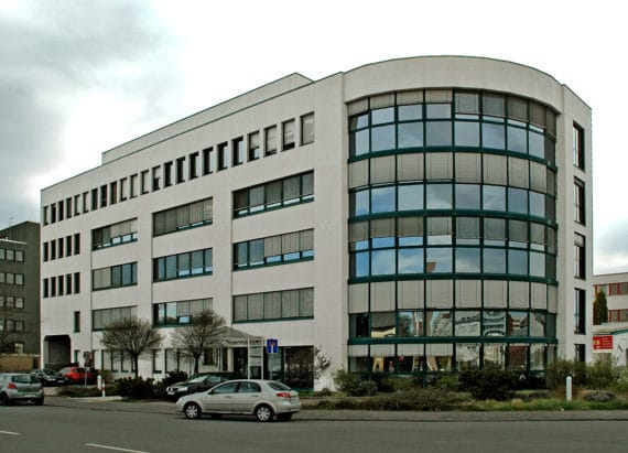 NEC Competence Center Frankfurt