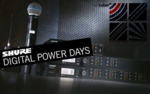 Shure Digital Power Days