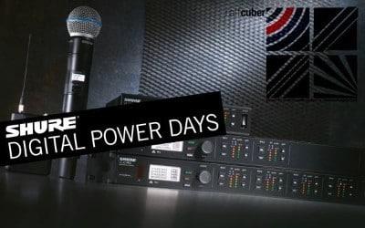 Shure Digital Power Days