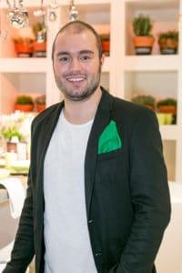 Jan Nöhre, Geschäftsführer von Catalogna Cologne Catering.