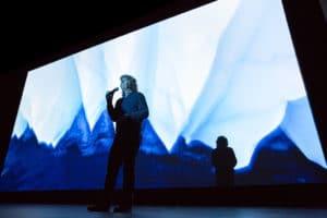 Michael Martin während seiner Tour
