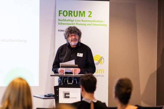 Event Partner Chefredakteur Dr. Walter Wehrhan