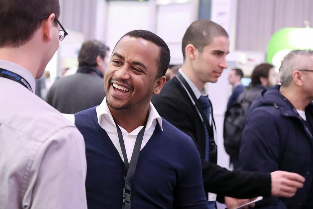 Networking auf der ISE 2017