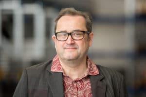 Helmut Protte, Global Business Development Manager