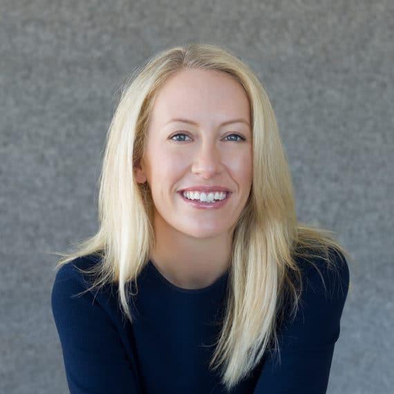 Julia Hartz, CEO von Eventbrite