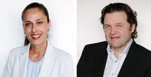Konstantina Dagianta und Lutz Coelen