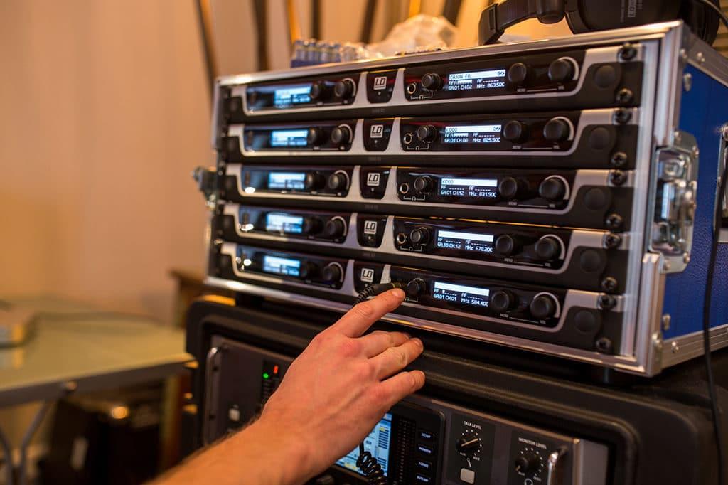 LD Systems U500 von Adam Hall