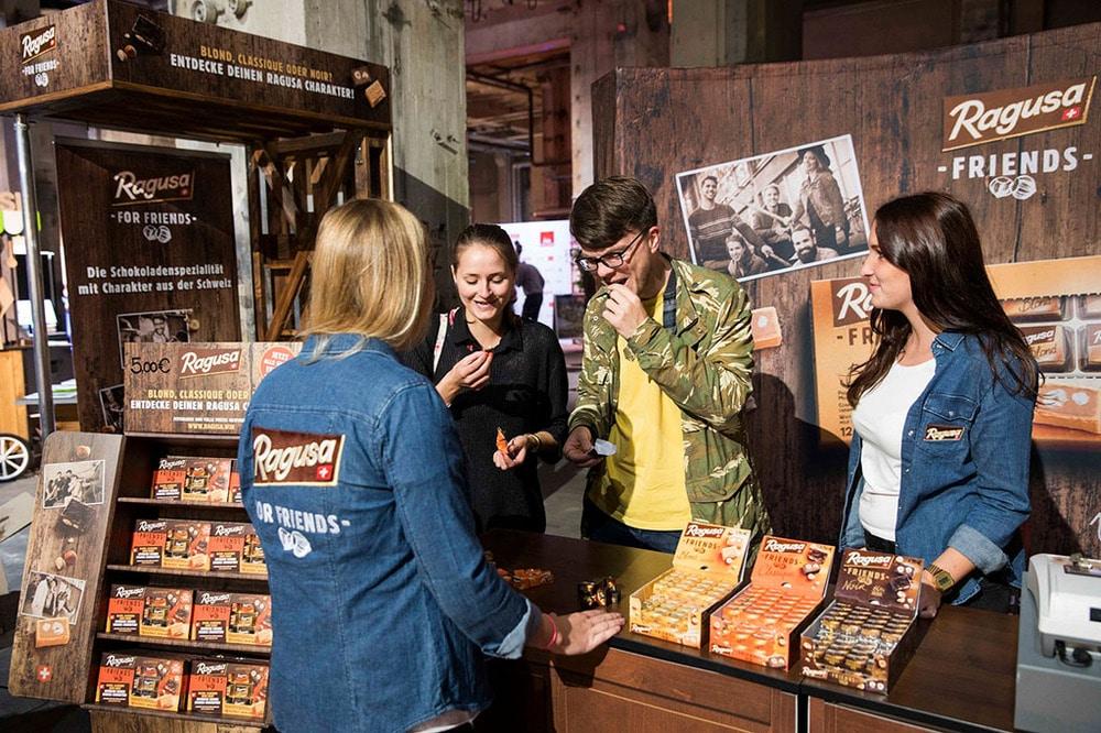Ragusa Stand, Berlin Food Week 2016