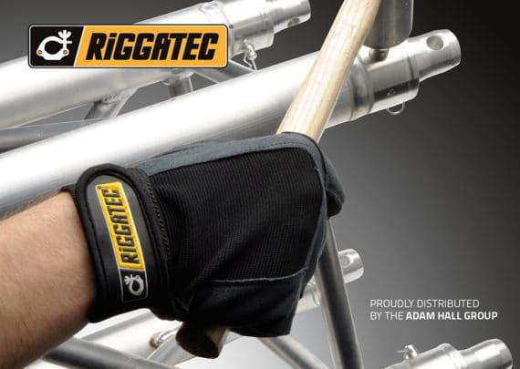 Riggatec ist neu im Portfolio der Adam Hall Group
