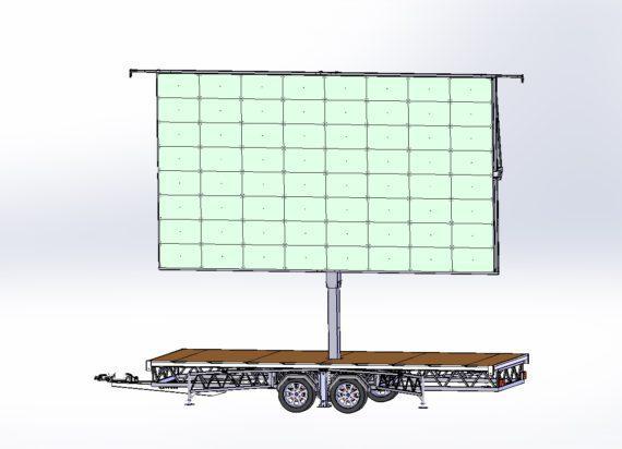 smart Screen Vorderseite