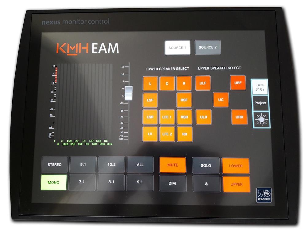 NEXUS Monitor Controller