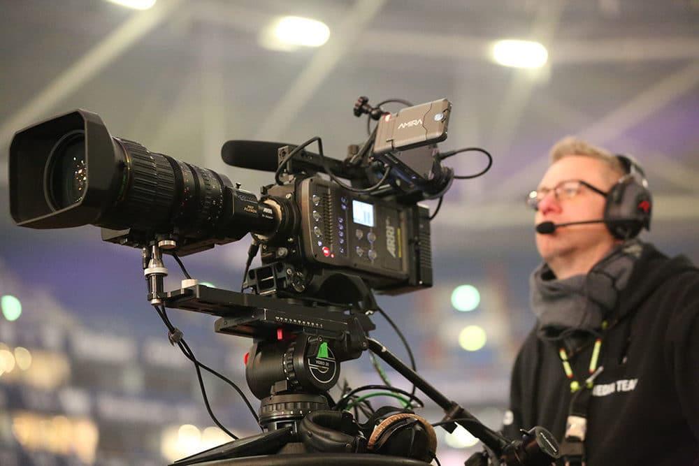 Die Schärfe zu finden und mitzuführen, stellt hohe Ansprüche an die Kameraleute.