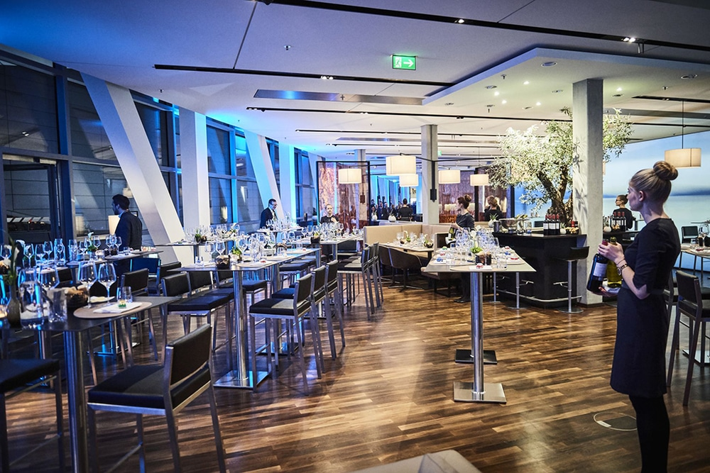 BMW Event Forum und Premium Lounge