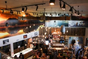 Im Inneren des rund 3.200 Quadratmeter großen Gebäudes sorgen ETC-Scheinwerfer für eine eindrucksvolle Beleuchtung.