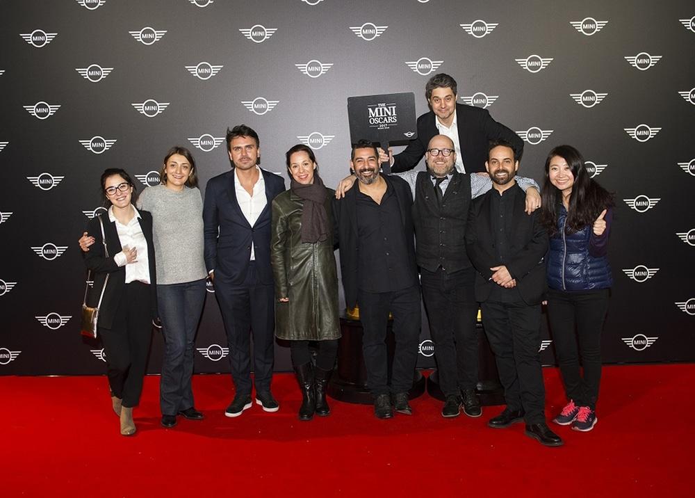 VOK DAMS China inszenierte als Lead-Agentur für Mini China die erste internationale Händler Award Verleihung in Bilbao, Spanien.