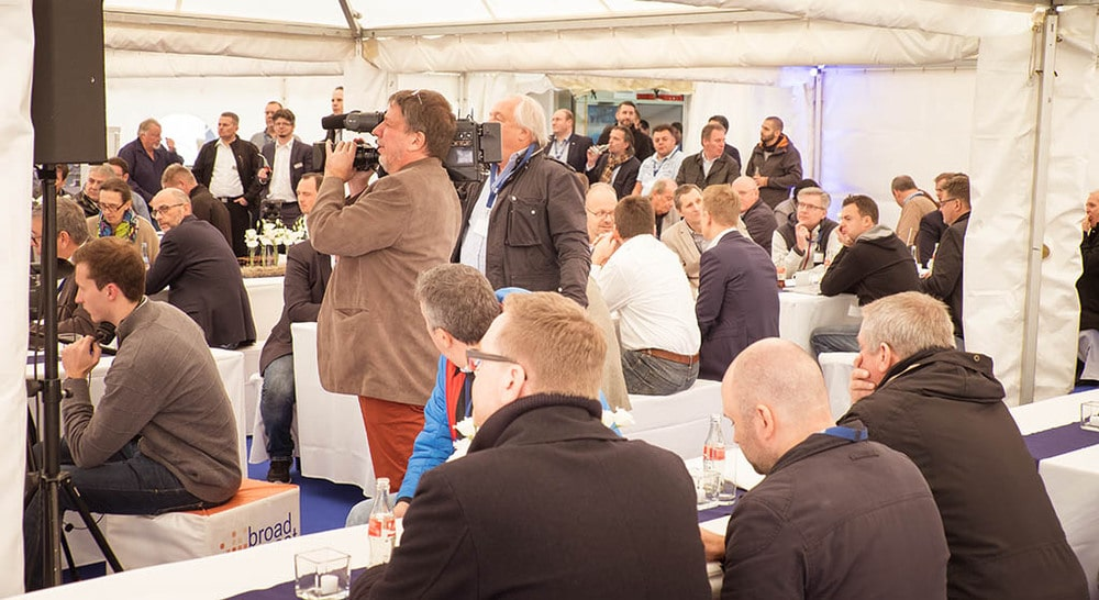 Broadcast Innovation Days von Broadcast Solutions