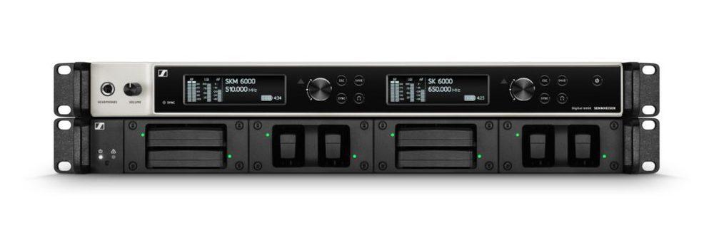 EM 6000 Receiver von Sennheiser