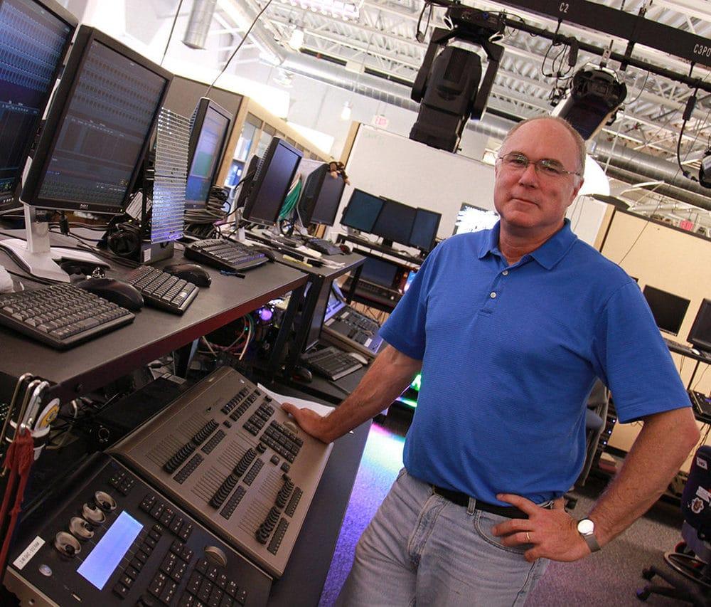 Fred Foster, CEO von ETC