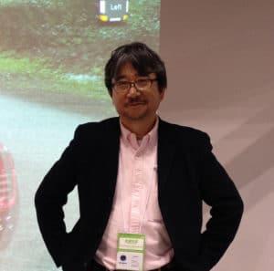Ken Sampei, Mitbegründer von Mixwave