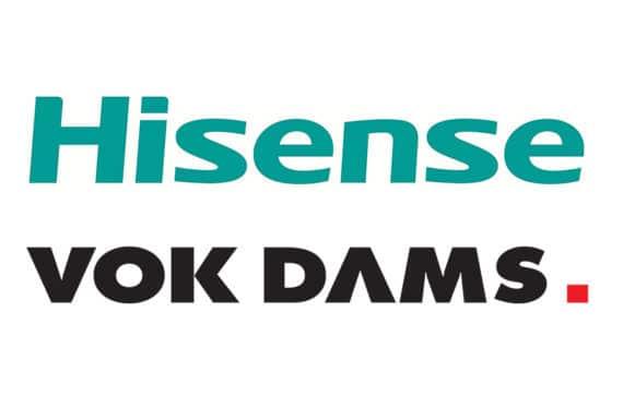 Im Pitch konnte Vok Dams das Hightech-Unternehmen Hisense überzeugen.